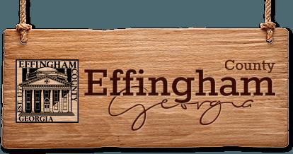 Effingham County GA Logo