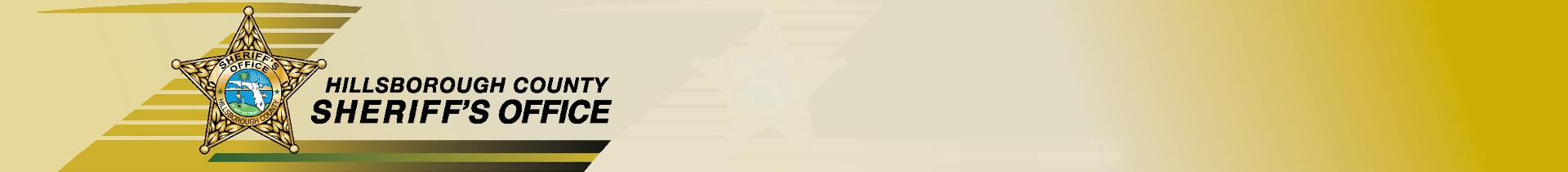 Hillsborough Sheriff Badge
